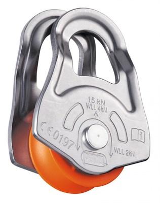 PETZL Блок OSCILLANTE (алюминий, нейлон) (верёвка 7-13мм) - фото 4940