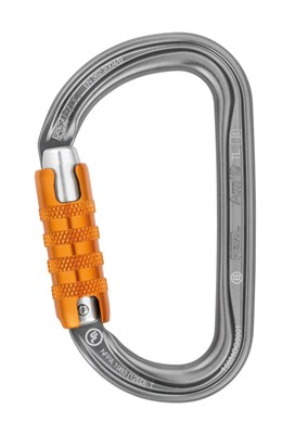 PETZL Карабин Am'D TRIACT-LOCK - фото 4978