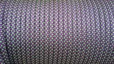 ШНУР 08 - Верёвка страховочно-спасательная статика ⌀ 8 мм - фото 5375