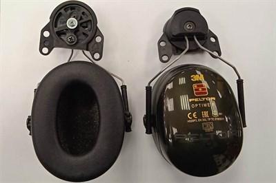 Наушники на пром. каску 3M™ PELTOR™ Optime™ II - фото 5417