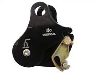 VERTICAL Блок- ролик с зажимом (сталь)