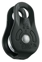 PETZL Блок FIXE (чёрный). Цвет чёрный (верёвка 7-13мм)